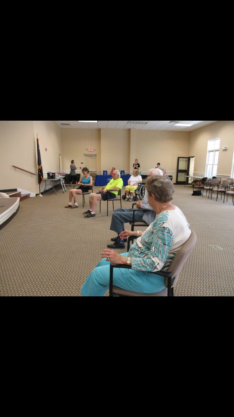 National Senior Fitness & Health Day