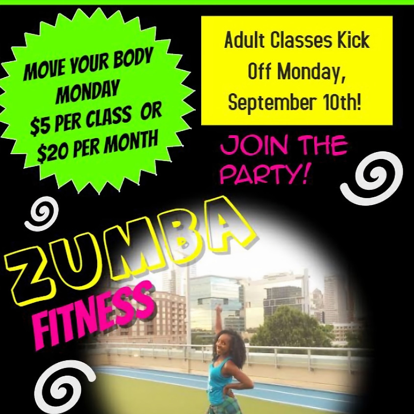 Move Your Body Monday