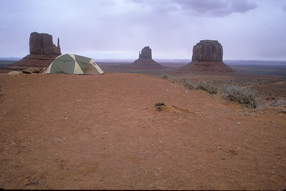 Monument Valley Camp