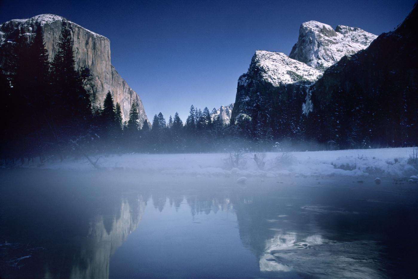 Valley View in Yosemite Valley
