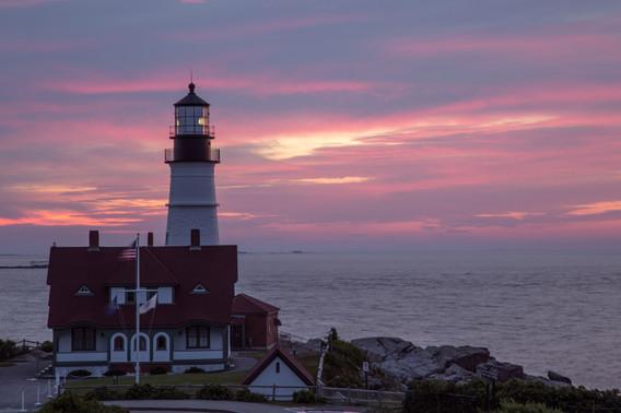 Portland Head Light, Lighthouse