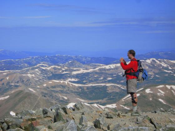 Grays Peak in CO