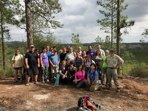 Louisiana Hiking Club