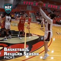 Basketball Regular Season Pack 1