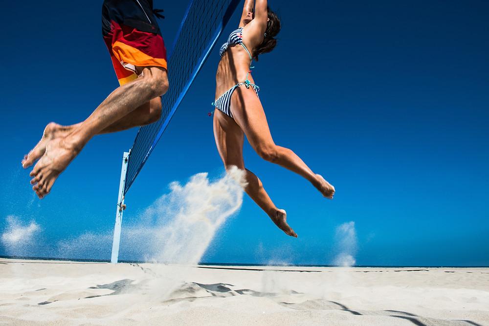tira de borracha moda praia fitness