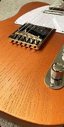 Telecaster Orange Gold Shimmer