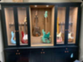 Guitars Showroom