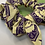 Thumbnail: Chocolate frog scrunchie with bow