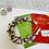Thumbnail: Chocolate Frog scrunched headband
