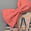 Thumbnail: Dusty pink bow on a headband