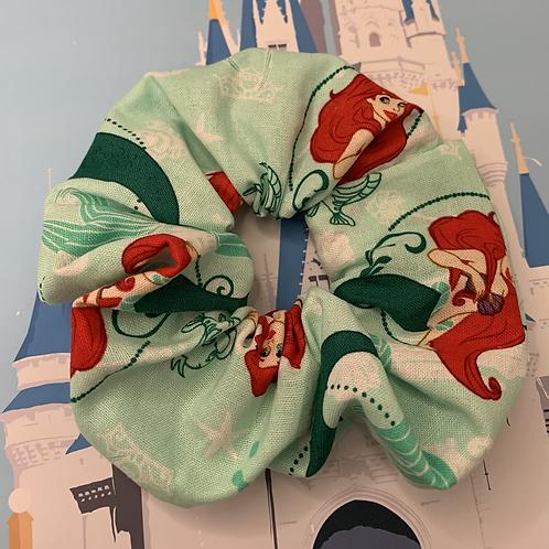 Ariel scrunchie