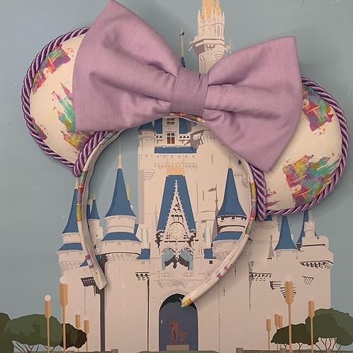 'Dreaming of the magic' Ears (purple)
