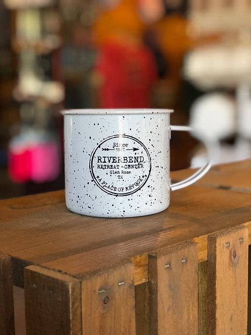 Tin Campfire Mug