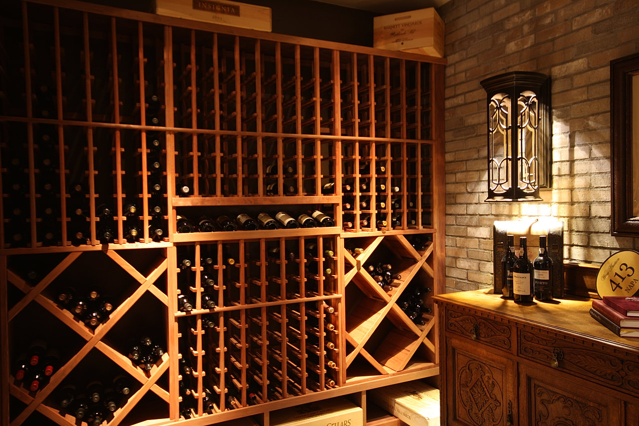 Wine cellar colorado for Cost to build a wine cellar