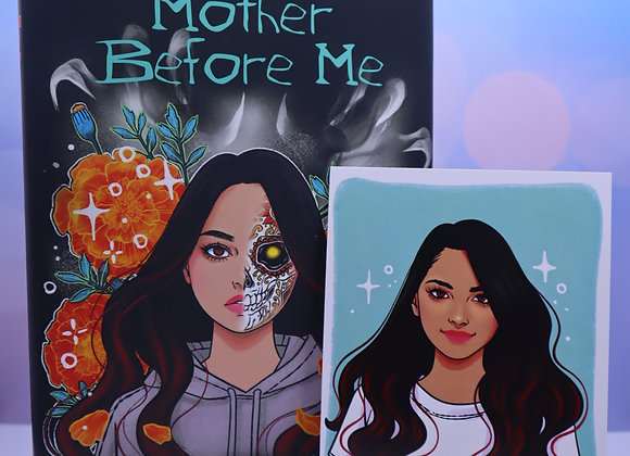 Like My Mother Before Me - Signed Edition - Character Print