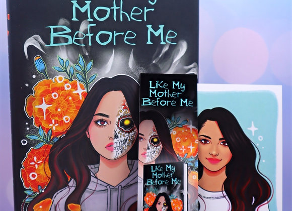 Like My Mother Before Me - Signed Edition - Character Print/Bookmark Duo