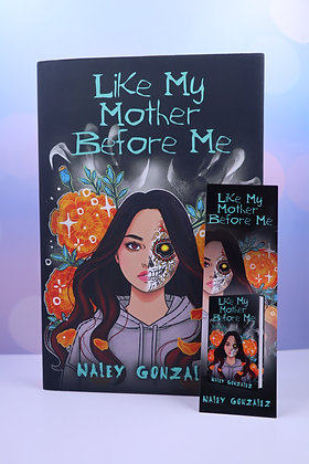 Like My Mother Before Me - Signed Edition - Bookmark