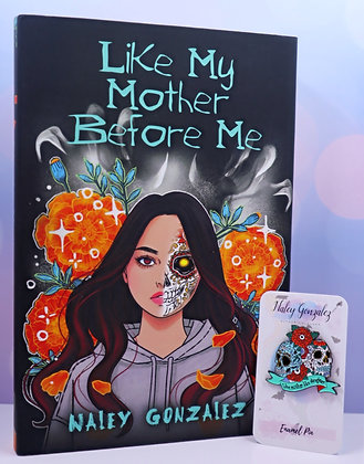 Like My Mother Before Me - Signed Edition - Pin
