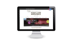 Portland Hope Ball 2015 Website