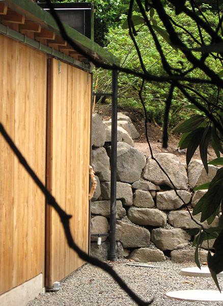 Japanese Garden Pumphouse