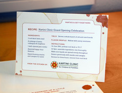 Invitation to grand opening