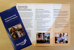 Homeownership Support Brochure