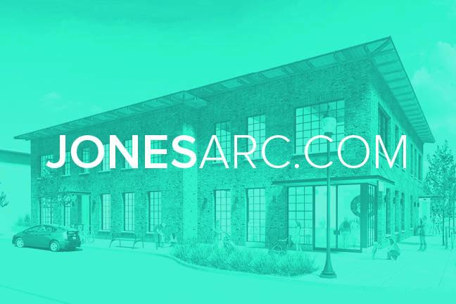 Jones Architecture Announcement 2