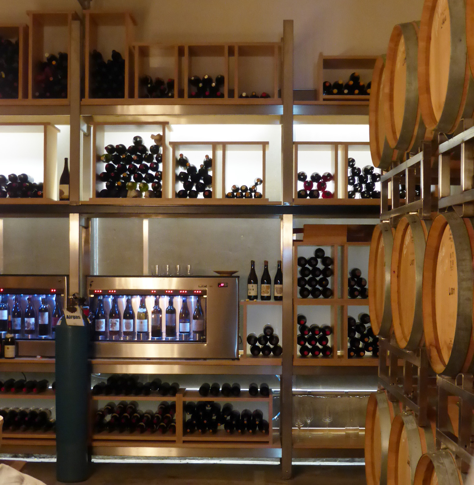 Antica Terra Winery Tasting Room
