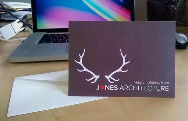 Jones Holiday Card 2014