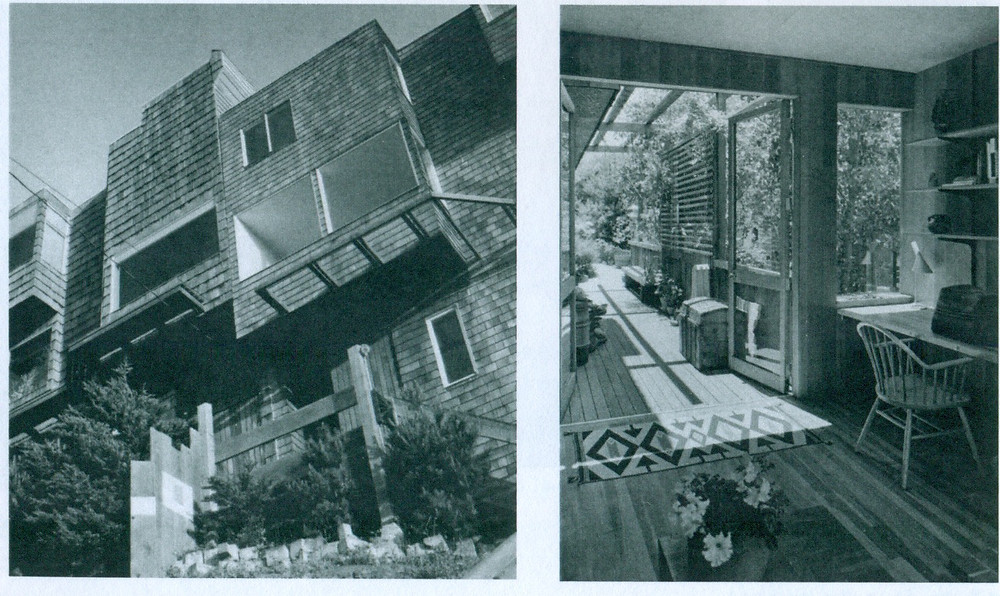 George Homsey residence in San Francisco