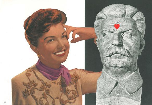 Stalin's third eye