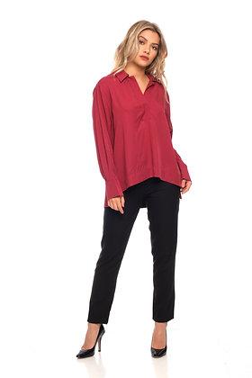 Shirt HELSA Carmin