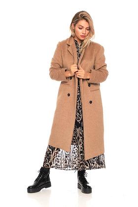 Coat CONSTANCE Camel