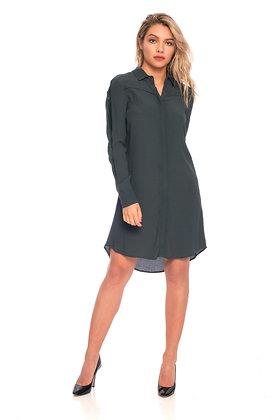 Dress DERVELINE Dark Green