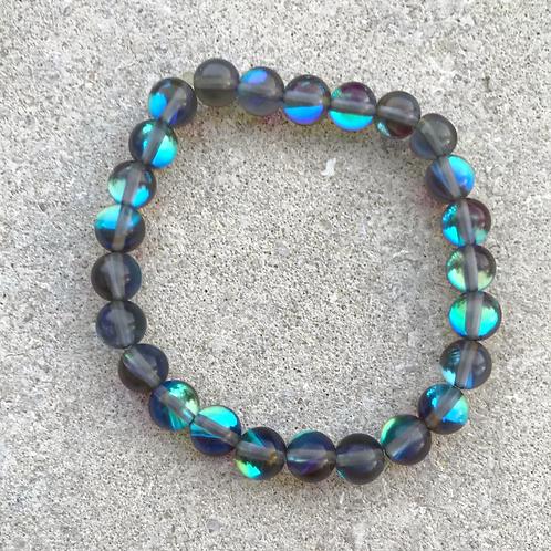 Grey Moonbead Bracelet