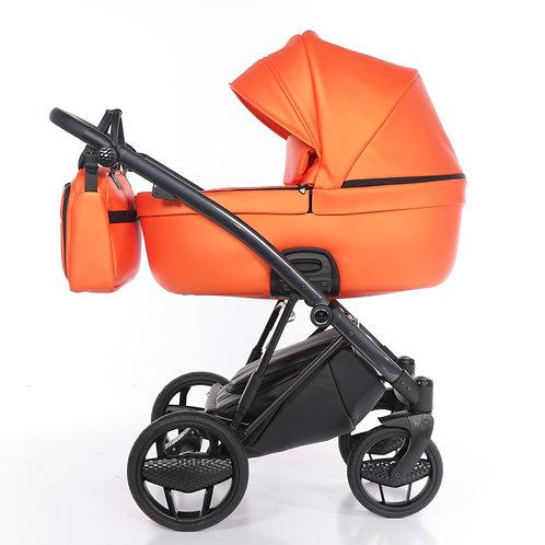 Invictus 2.0 Anthracite Chassis - Orange