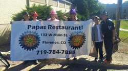 Menu - Our Story - Pioneer Days Parade 1