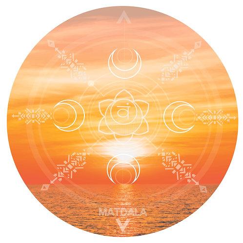 Mandala Mat SVADISHTANA Chakra