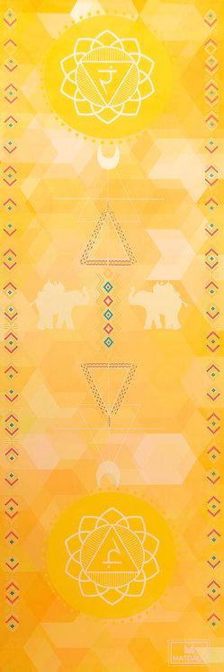 Yoga Mat Viaje MANIPURA Chakra