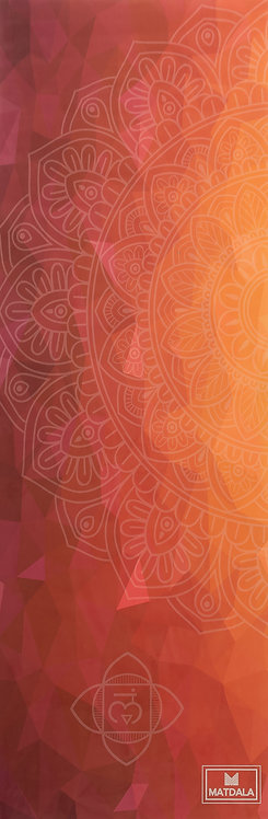 Yoga Mat Viaje MULADHARA Chakra
