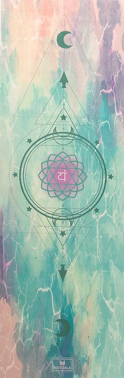 Yoga Mat Studio ANAHATA Chakra Fecha estimada de entrega: Semana 24 de mayo.