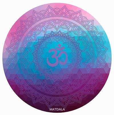 Mandala Mat SAHASRARA Chakra