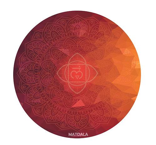 Mandala Mat MULADHARA Chakra