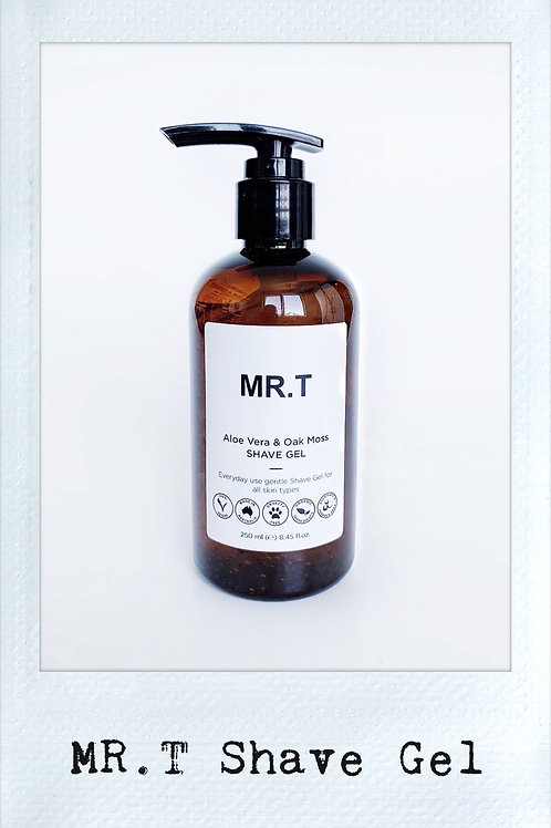 MR.T SHAVE GEL 250ml