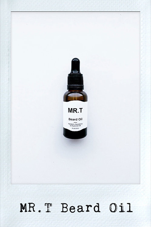 MR.T BEARD OIL 30ml