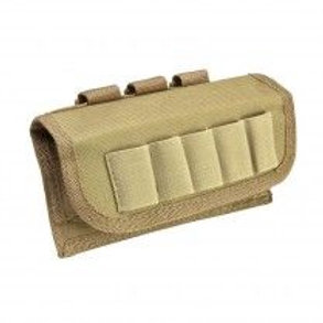 VISM® by NcSTAR® TACTICAL SHOTSHELL CARRIER/TAN