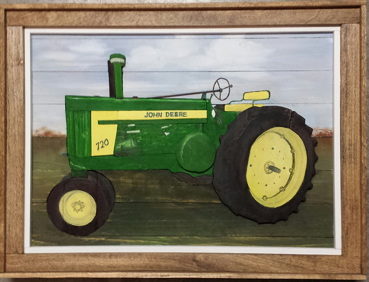 Eric's Tractor