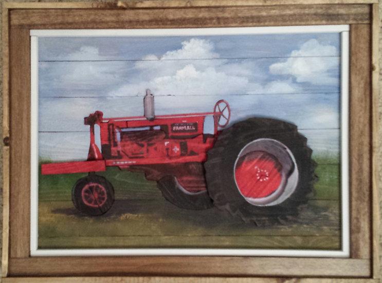 Jason's Tractor