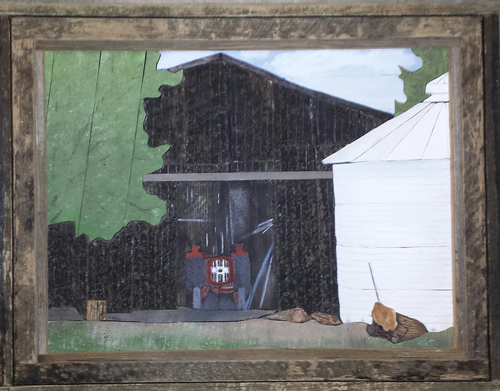 Kenny's Barn