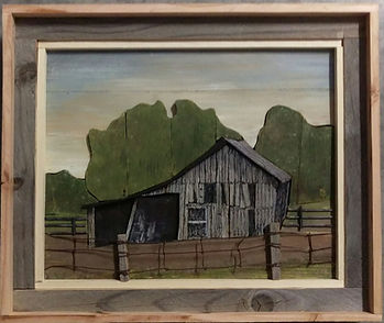 Horse Barn II